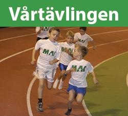 Banner MAI Vårtävling