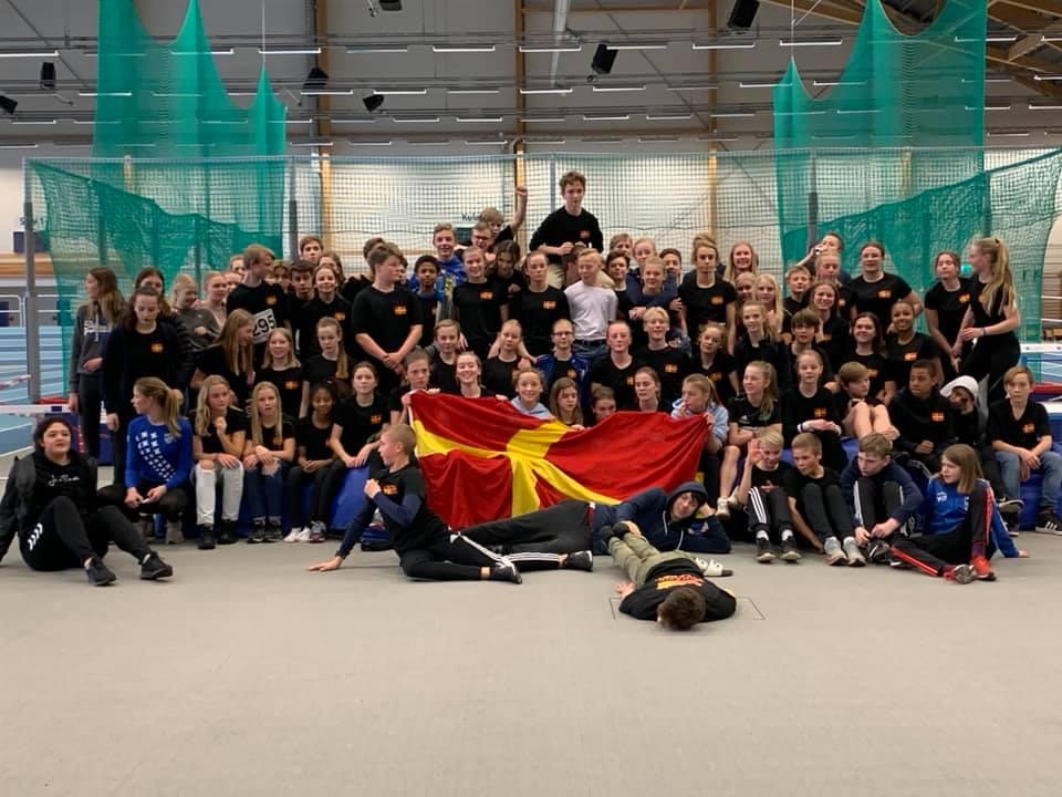 Och det vinnande laget på Götalandsmästerskapen 2019 heter Skåne!!