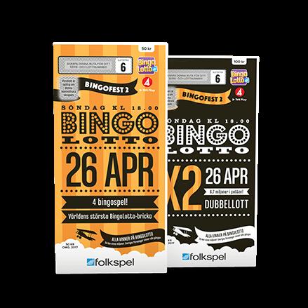 Spelar du på Bingolotto?  |  Stöd MAI