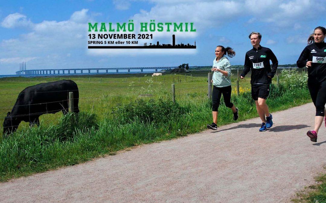 Malmö Höstmil 2021
